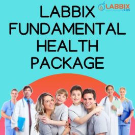 LABBIX FUNDAMENTAL HEALTH PACKAGE