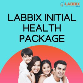 LABBIX INITIAL HEALTH PACKAGE
